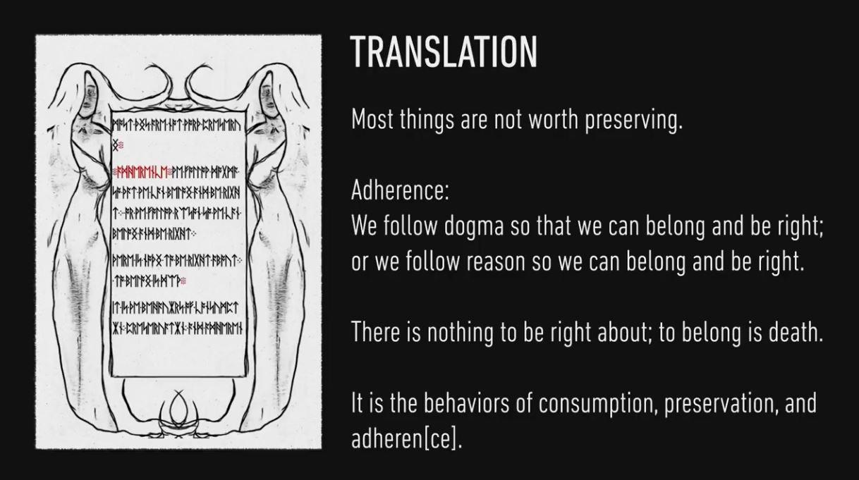 سیکادا ۳۳۰۱: ترجمه کتاب لیبر پریموس