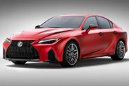 Lexus IS 500 F Sport Performance  لکسوس آی اس 500