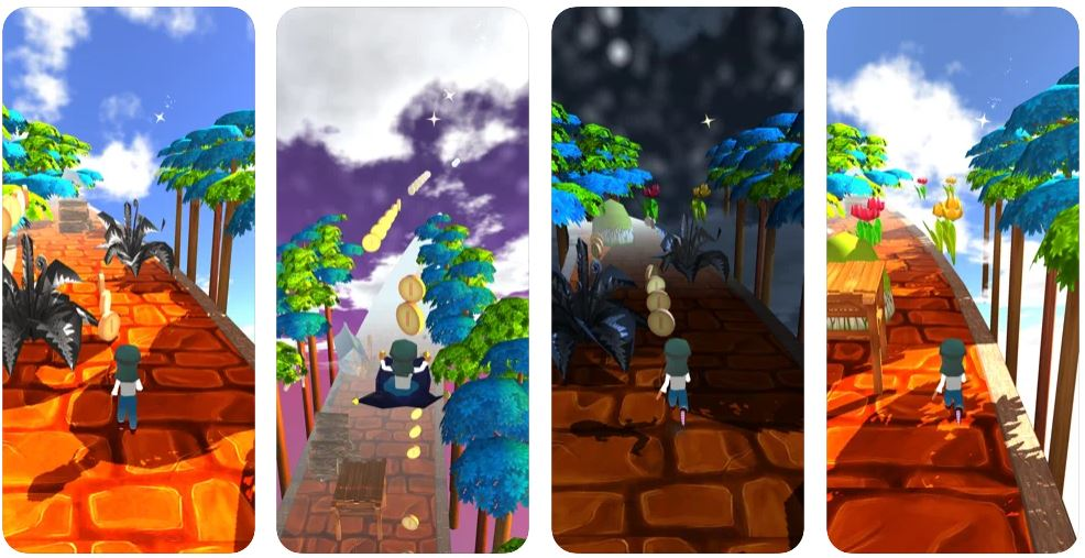 بازی Subway Temple Surfers 3d Run