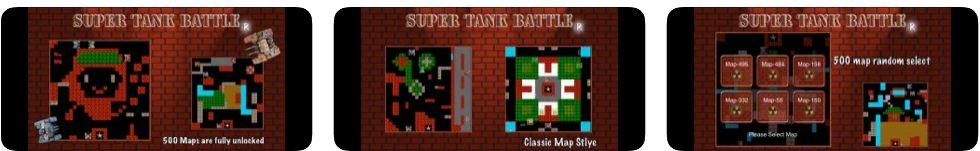 بازیSuper Tank Battle R