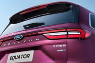 چراغ عقب شاسی بلند فورد اکویتور / Ford Equator SUV رنگ بنفش