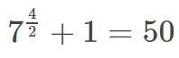 shor algorithm: 50