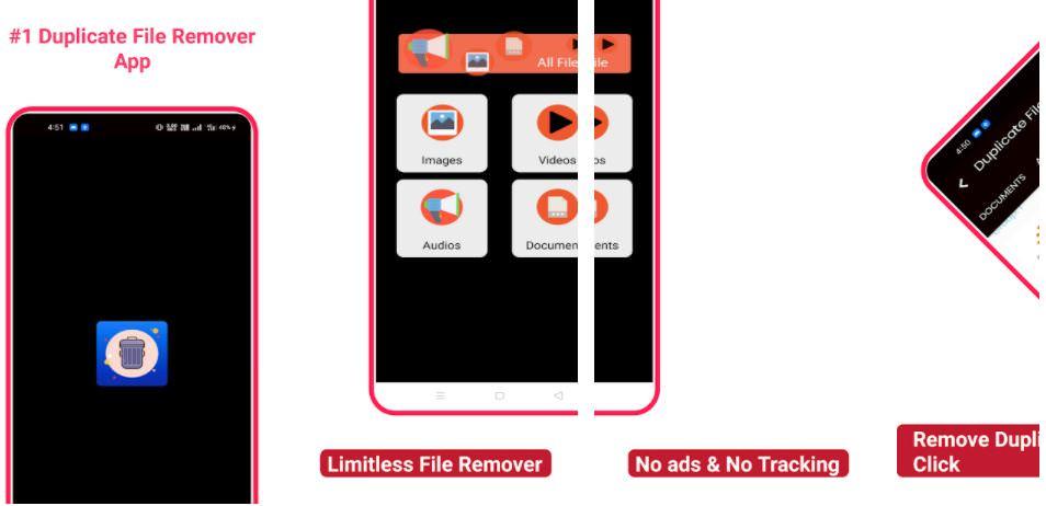 اپلیکیشن90X Duplicate File Remover Pro