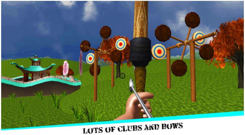 بازی Archery Ninja