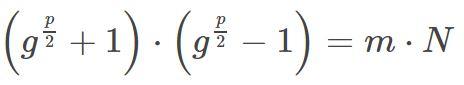 shor algorithm: gp3