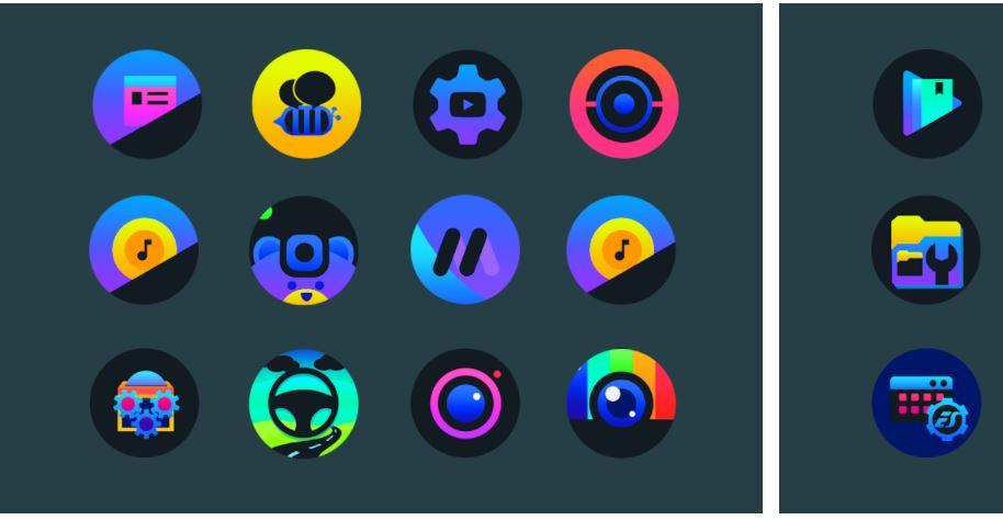 اپلیکیشنPlanet O - Icon Pack