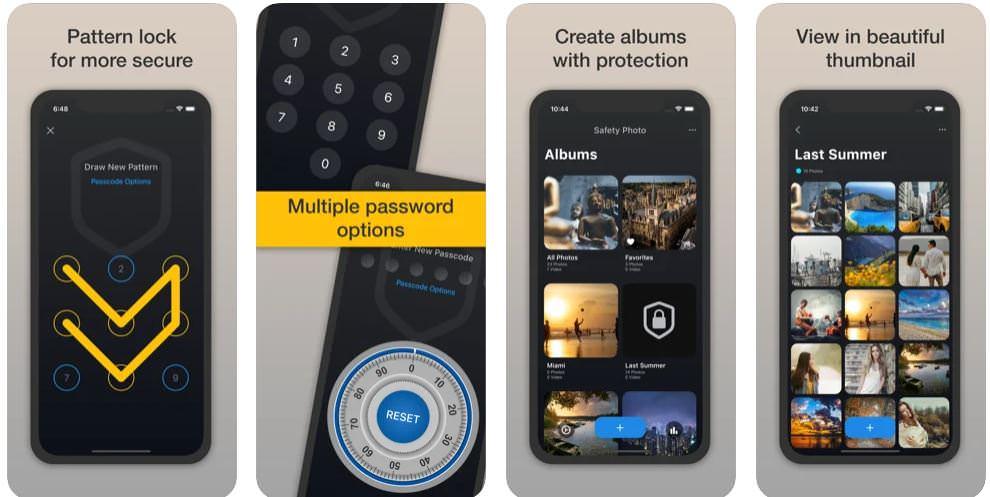 اپلیکیشن Safety Photo + Video Pro