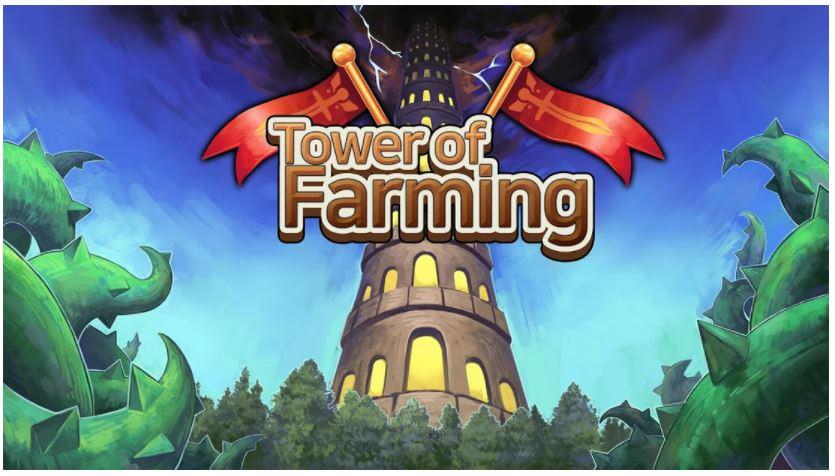 بازیTower of Farming - idle RPG
