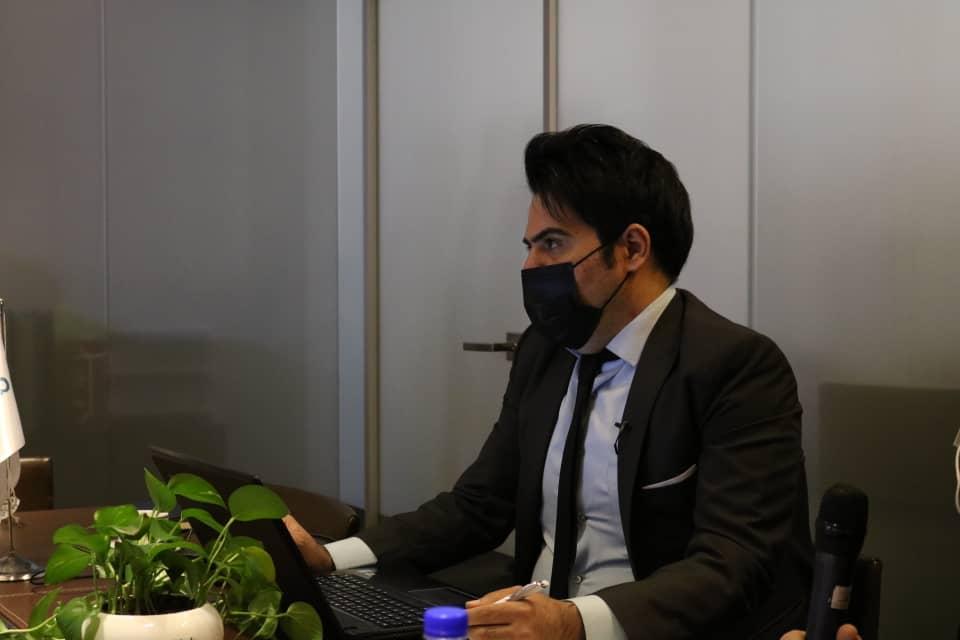 مرتضی دانش مدیرعامل وینوهاب
