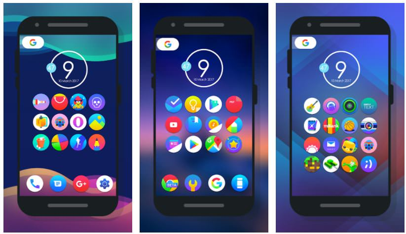اپلیکیشنFresy - Icon Pack
