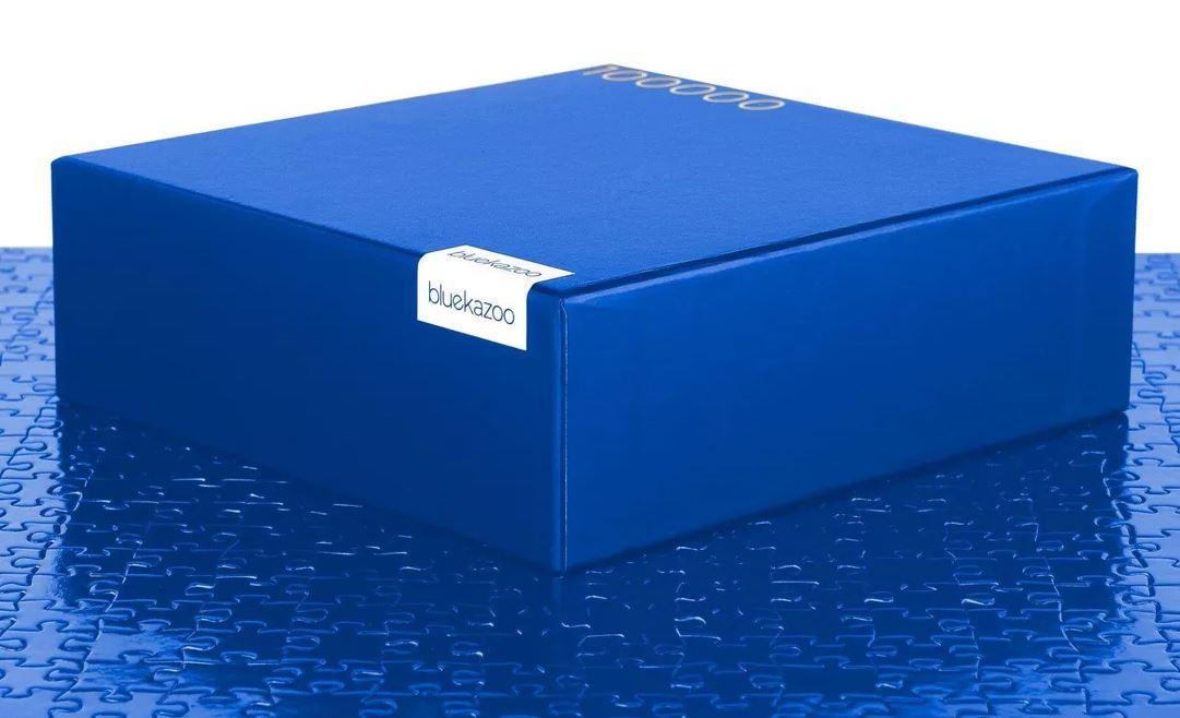 April Fool's Lie: One Hundred Thousand Pieces Blue Blue Kazu Puzzle
