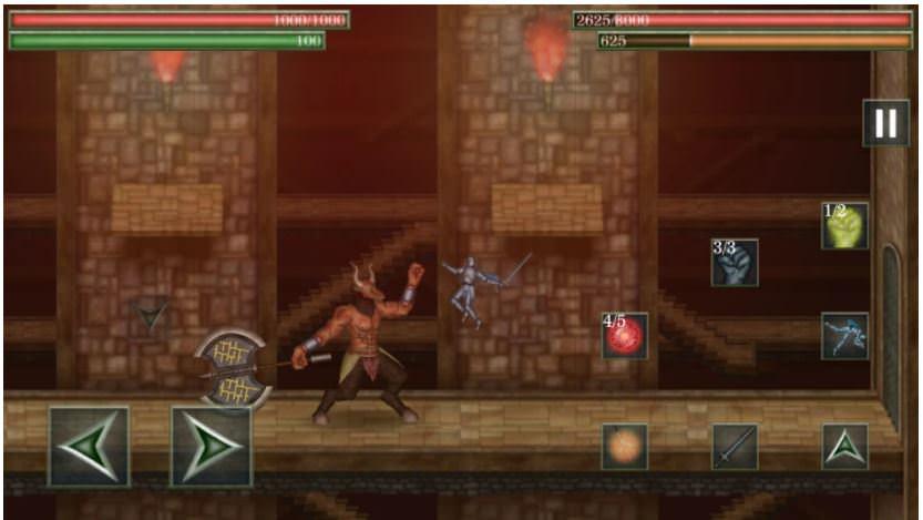 بازیBoss Rush: Mythology
