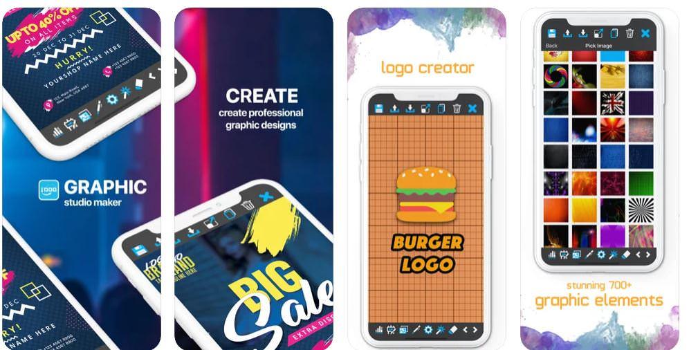 اپلیکیشن Foto Graphic Creator Studio