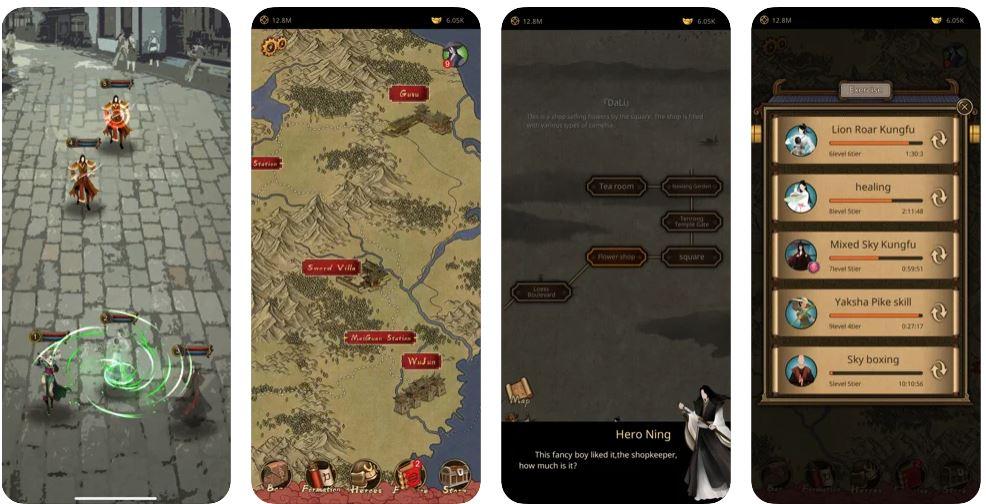بازی KungFu King: Martialist