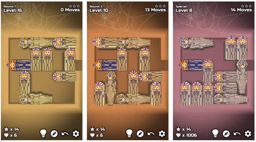 بازیLet the Pharaoh