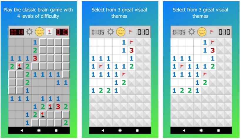 بازی Minesweeper Pro