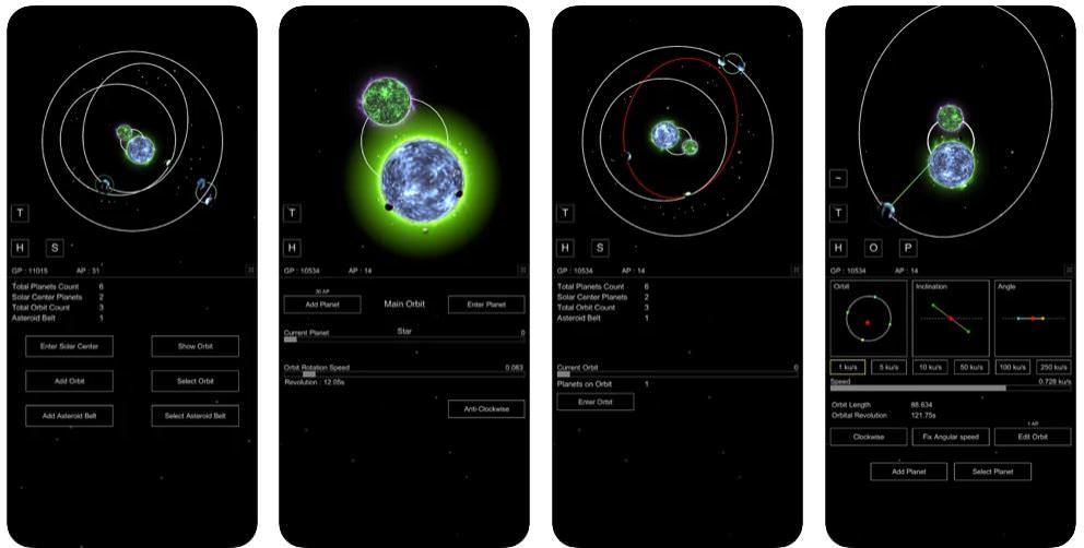 اپلیکیشن Sandbox Planet
