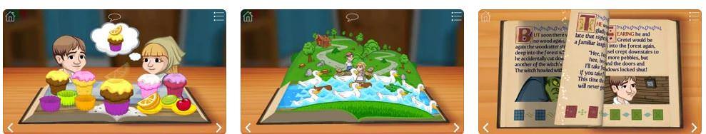 بازی StoryToys Hansel and Gretel