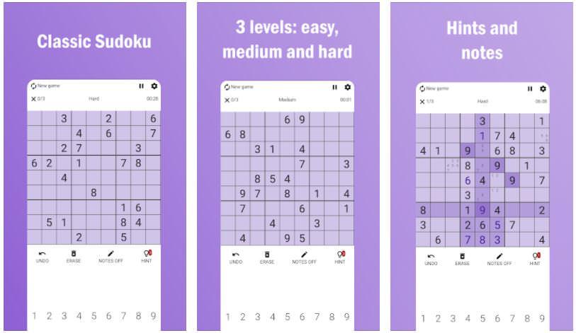 بازی Sudoku Pro