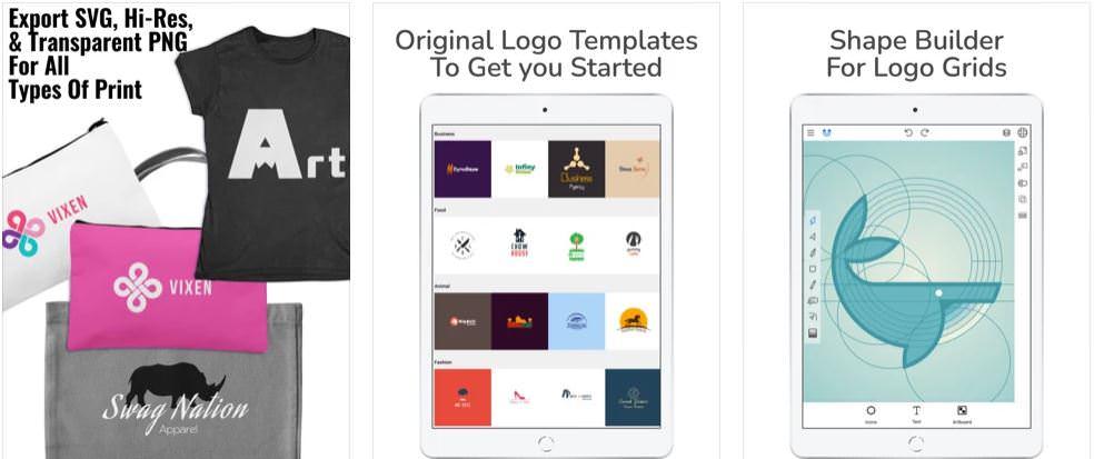 اپلیکیشن Vector Logo Designer