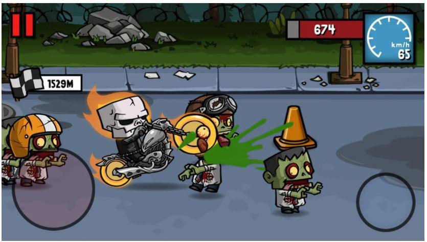 بازیZombie Age 3 Premium