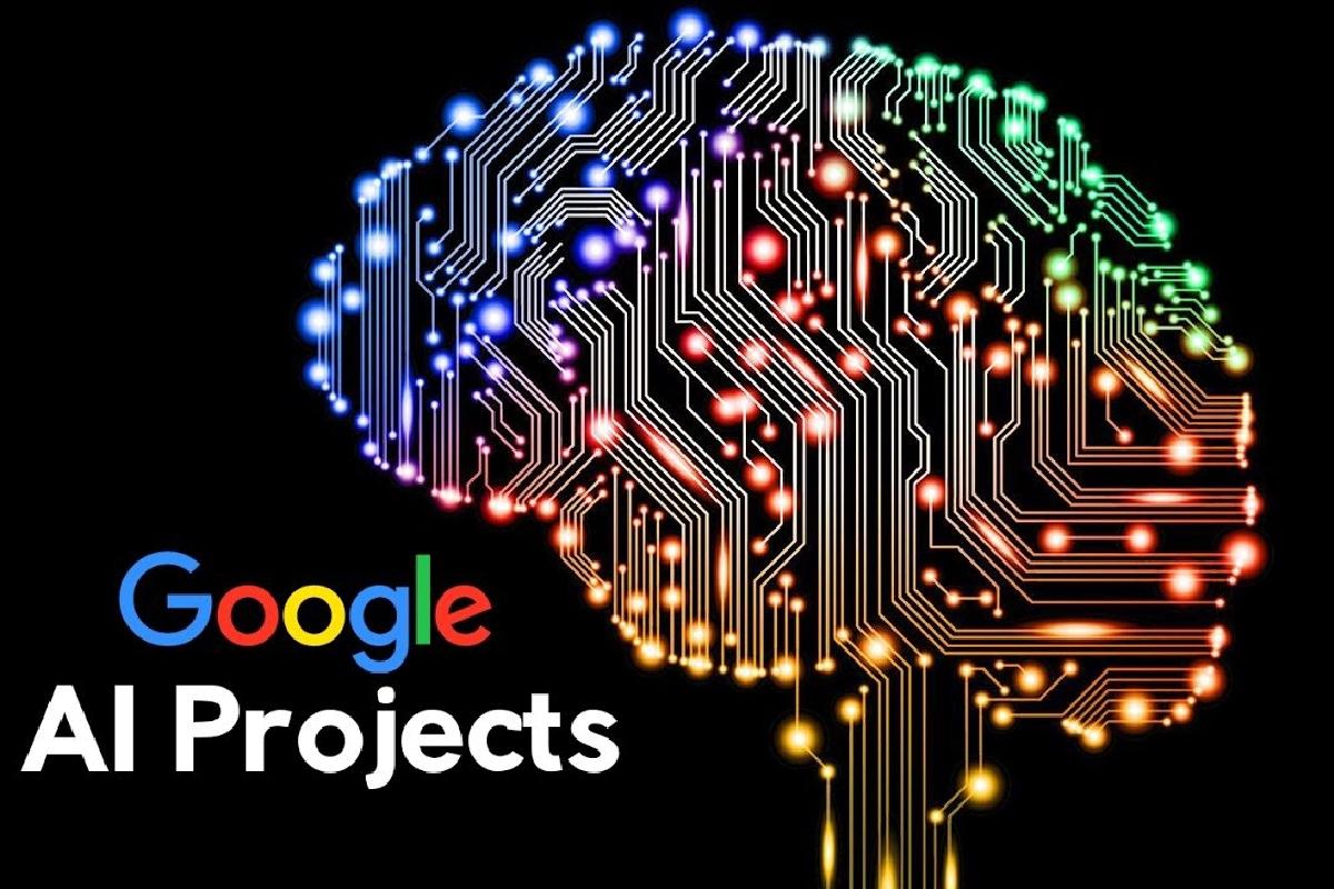 پروژه هوش مصنوعی گوگل