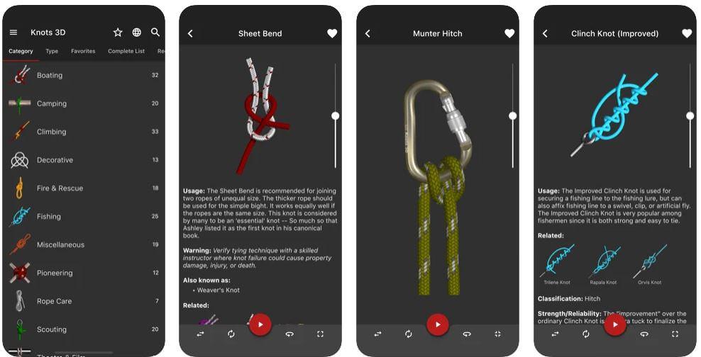 اپلیکیشن Knots 3D