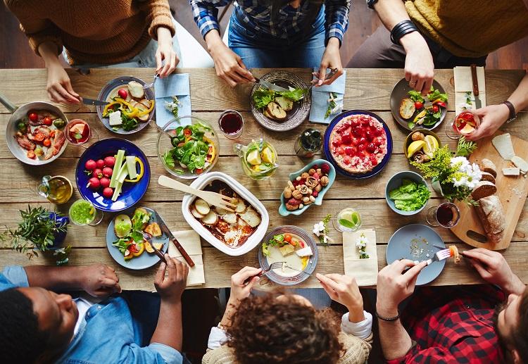میز غذا