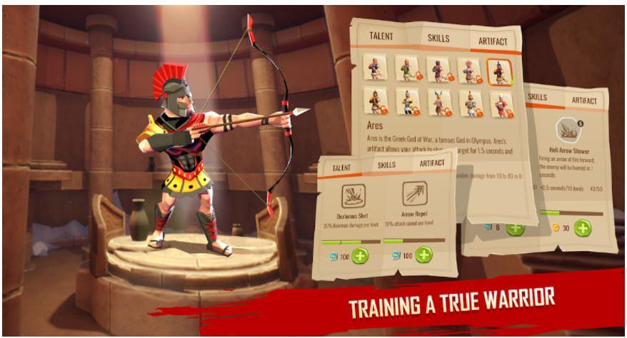 بازی Trojan War Premium