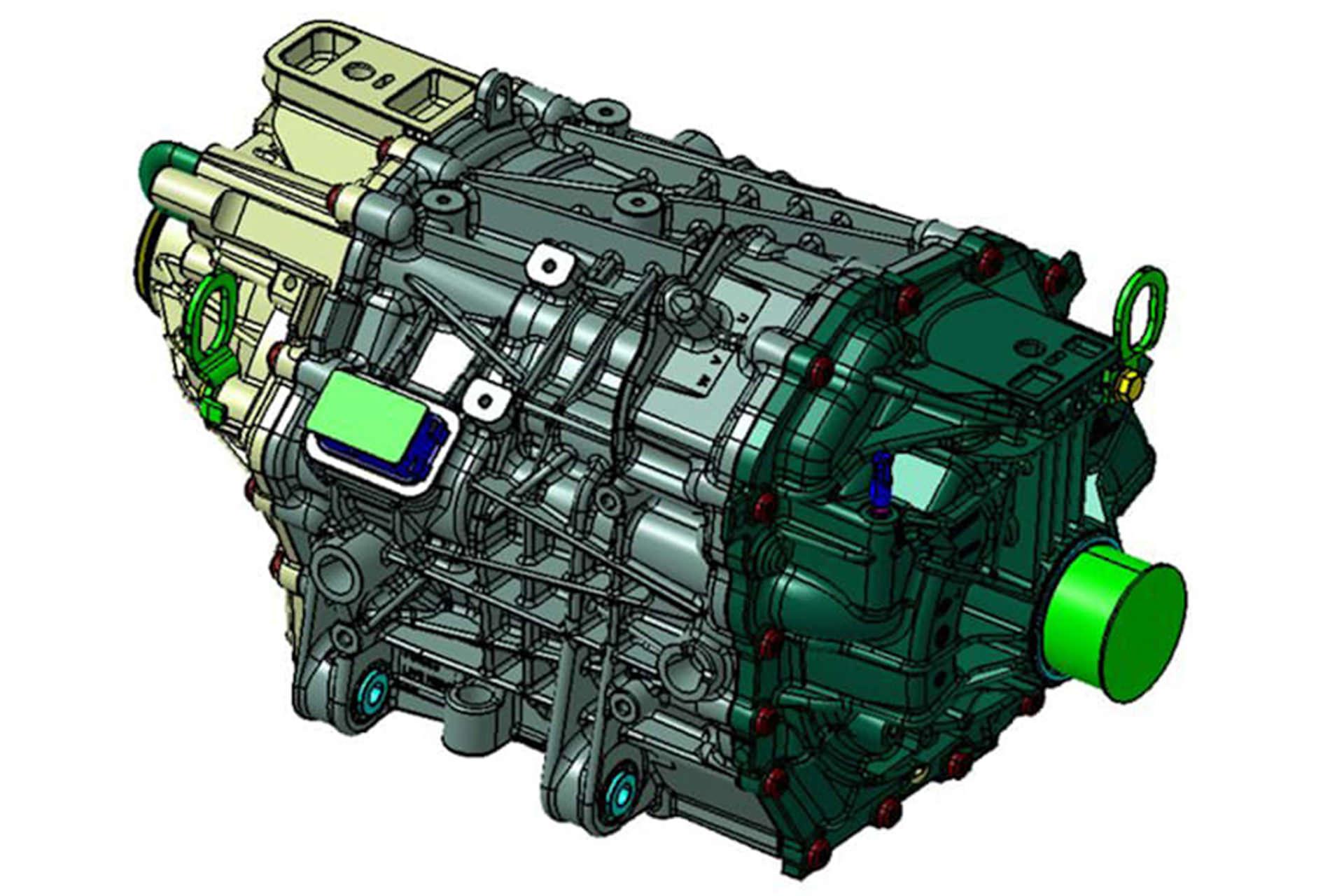 پیشرانه برقی فورد الومینیتور برای فروش به دیگر خودروسازان معرفی شد