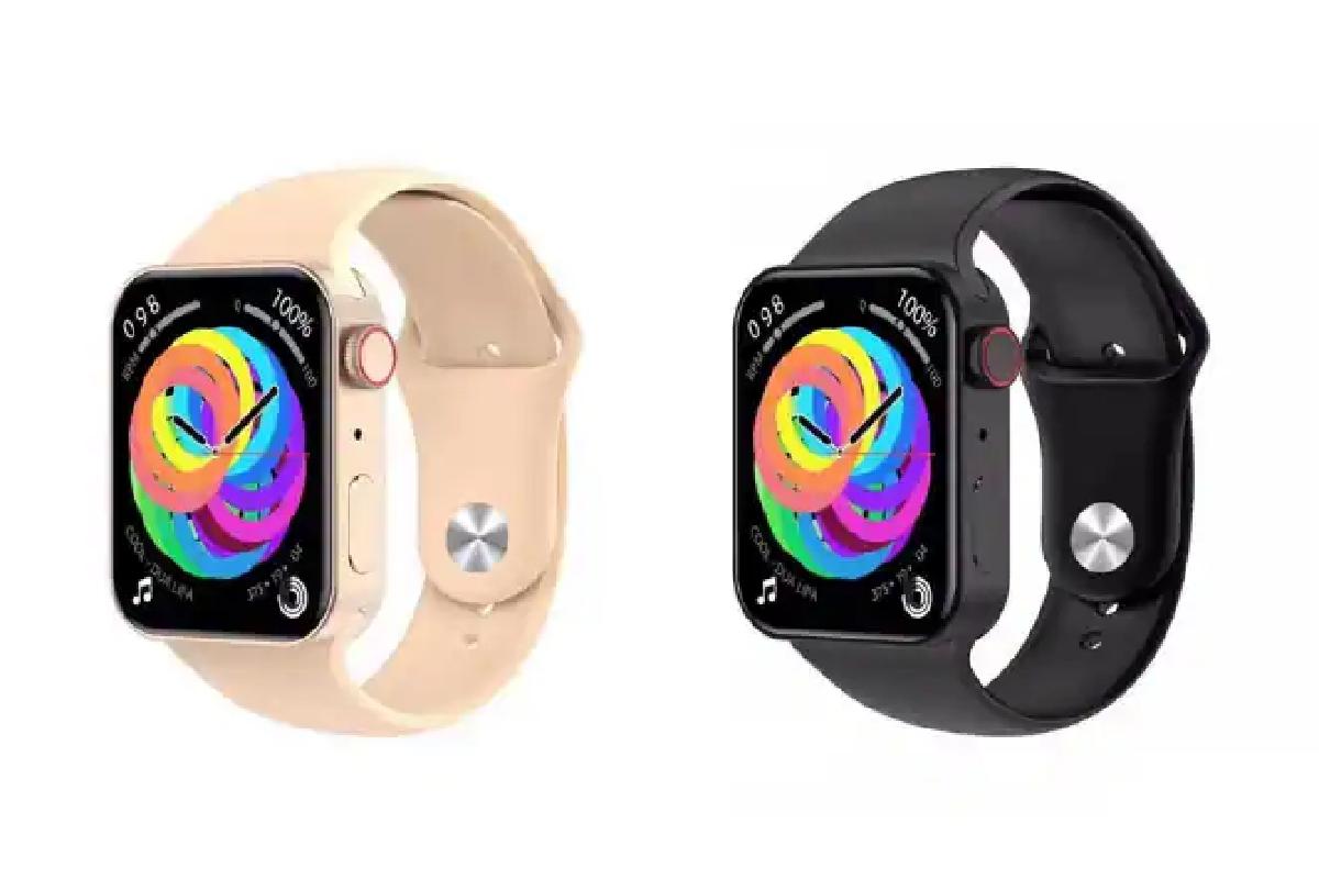 تصاویر رندر طراحی اپل واچ سری ۷ را در پنج رنگ به تصویر میکشند