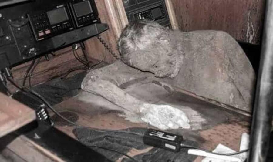 جسد مومیاییشده مانفرد فریتس بایورات