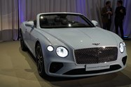 2019 Bentley Continental GT Convertible / بنتلی کنتیننتال جی تی کانورتیبل 2019