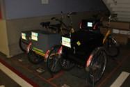 سهچرخههای مورد استفاده جهت جابجایی در کارخانه