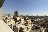 نمونه عکس دوربین اولتراواید آیپد پرو ۲۰۲۰ اپل از ساختمانها