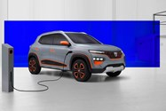 Dacia Spring crossover / کراس اور داچیا اسپرینگ