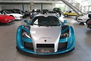 Nurburgring Gumpert Apollo / گامپرت آپولو رکورددار نوربرگ‌رینگ