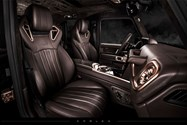 Carlex Design Mercedes-AMG G63 Steampunk Edition
