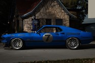 Ring brothers mustang classic 1969