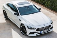 Mercedes Benz AMG GT 4 Door Sedan