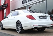 Mercedes-Maybach S600 / مرسدس میباخ S600 لوئیس همیلتون
