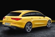 مرسدس بنز CLA Shooting Brake