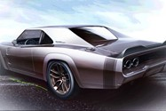 1968 Dodge Charger / دوج چارجر
