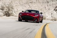 Aston Martin DBS Superleggera / استون مارتین