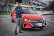 Real Madrid Players Take Delivery Of Their Free Audi Cars