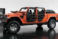 Jeep Gladiator Gravity Concept