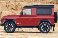 Land Rover Defender Works V8 / لندرور دینفدر