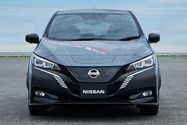 Nissan Leaf with 680 NM Torque