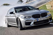 BMW M5 Competition / بی‌ام‌و M5 کامپتیشن
