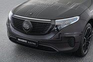 Mercedes Benz EQC tuned by Brabus